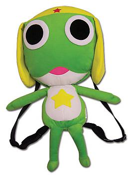 Sgt. Frog Plush Backpack - Keroro