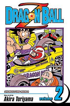 Dragon Ball Z Manga Vol.   2 (2nd edition)