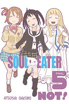 Soul Eater NOT! Manga Vol.   5