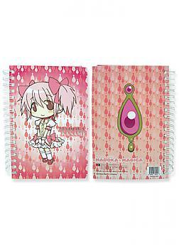 Puella Magi Madoka Magica Notebook - SD Madoka