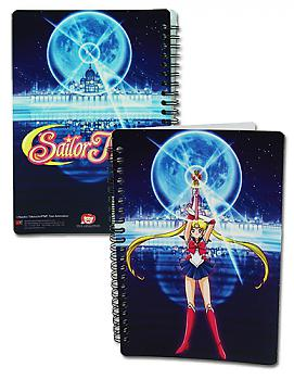 Sailor Moon Notebook - Sailor Moon Wand