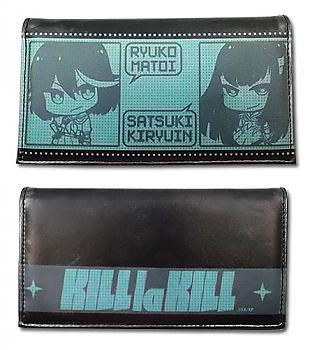 Kill la Kill Bifold Wallet - SD Ryuko & Satsuki