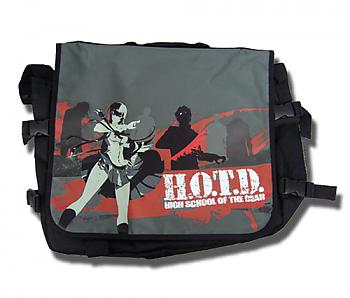 High School of the Dead Messenger Bag - Saeko
