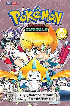 Pokémon Adventures Manga Vol.  29: Emerald