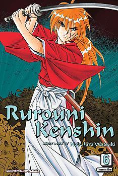 Rurouni Kenshin VizBig Manga Vol.   6