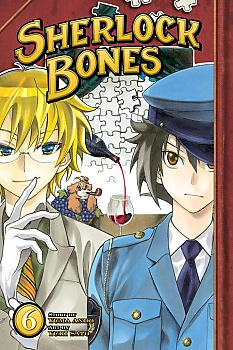Sherlock Bones Manga Vol.   6