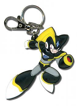 Mega Man 10 Key Chain - Bass Running Right