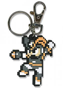 Mega Man 10 Key Chain - Bass
