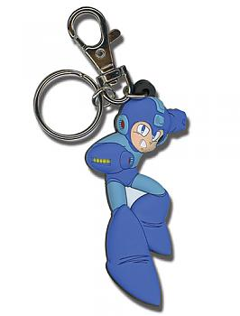 Mega Man 10 Key Chain - Mega Man Cartoon