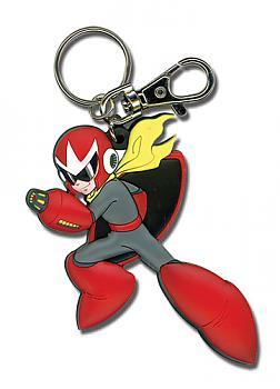 Mega Man 10 Key Chain - Protoman Pose
