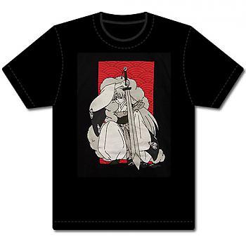 InuYasha T-Shirt - Sesshomaru Crouching (S)