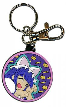 Moon Phase Key Chain - Kitty Mode