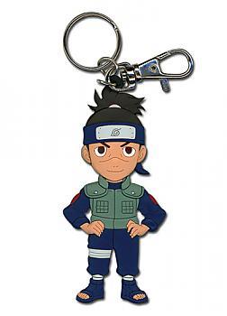 Naruto Key Chain - Chibi Iruka (Hands on Hip)
