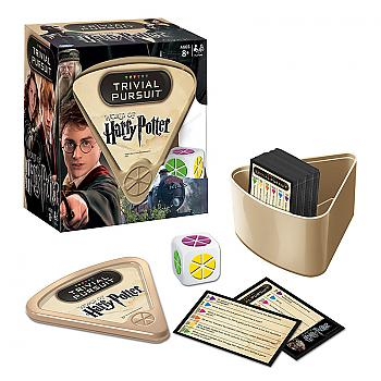 Harry Potter Board Games - Trivial Pursuit Collector's Edition