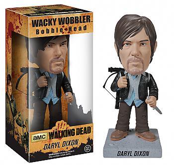 Walking Dead Wacky Wobbler - Biker Daryl