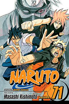 Naruto Manga Vol.  71: Naruto and the Sage of Six Paths