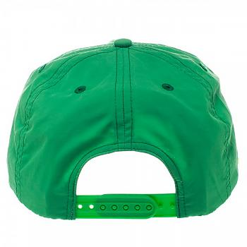 Zelda Cap - Skyward Sword Green 5 Panel Slouch Snapback