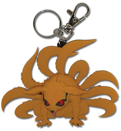 naruto key chain nine tails fox kurama archonia us