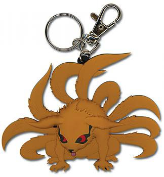 Naruto Key Chain - Nine Tails Fox/Kurama