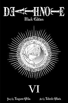 Death Note Black Edition Manga Vol.   6