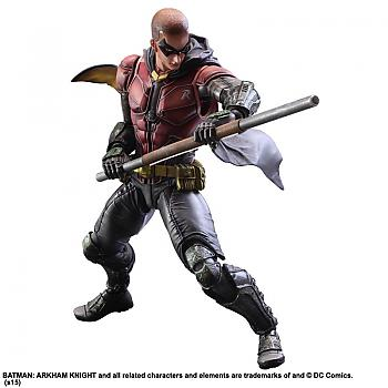 Batman Arkham Knight Play Arts Kai Action Figure - Robin