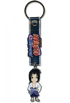 Naruto Shippuden Key Chain - Metal Chibi Sasuke