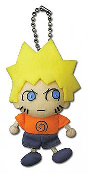 Naruto Shippuden Plush Key Chain - Naruto (Plain Clothes)