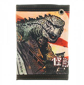 Godzilla Wallet - Godzilla Velcro