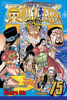 One Piece Manga Vol.  75: Ever at Your Side