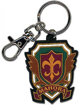 Negima Key Chain - Mahora School Badge