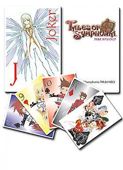 Tales of Symphonia Playing Cards