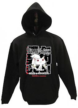 Puella Magi Madoka Magica Hoodies - Kyubey Make a Contract (XXL)