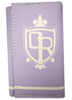Ouran High School Host Club Wallet - School Emblem