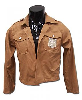 Attack on Titan Costume - 104th Cadet Corps Uniform (XL)