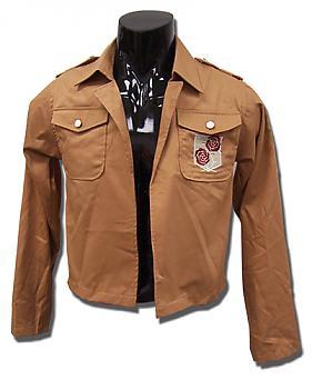Attack on Titan Costume - Garrison Regiment Uniform (XL)