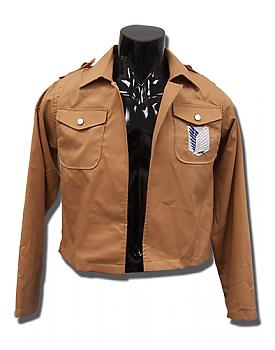 Attack on Titan Costume - Scouting Regiment Uniform (XL)