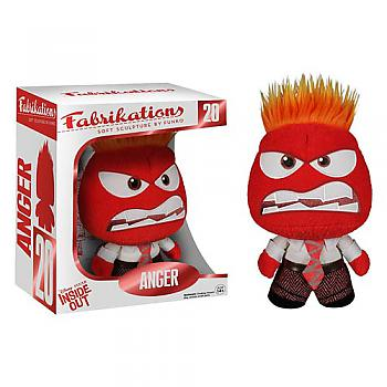 Inside Out Fabrikations Soft Sculpture - Anger (Disney)