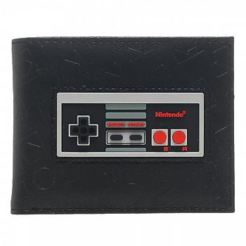 Nintendo Bifold Wallet - Controller Rubber Inlay