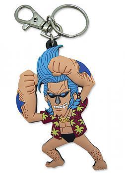 One Piece Key Chain - Franky