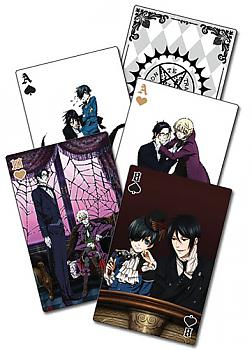 Black Butler 2 Playing Cards