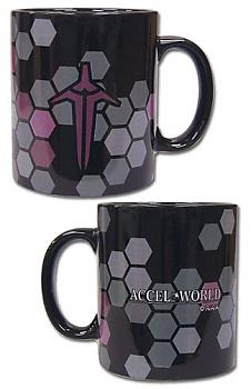 Accel World Mug - Nege Nebulous Icon