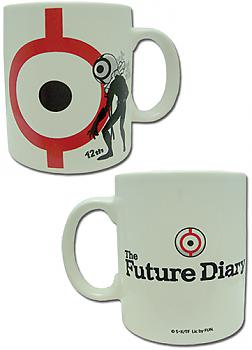 Bakemonogatari Mug - 12th White