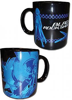 Black Rock Shooter Mug - Black Rock Shooter