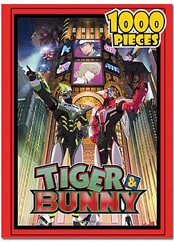 Tiger & Bunny Puzzle - Group (1000pc)