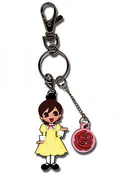 Ouran High School Host Club Key Chain - Haruhi