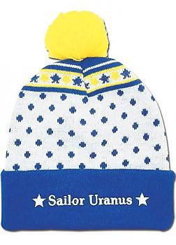 Sailor Moon Beanie - Sailor Uranus Pom