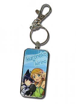 Oreimo Key Chain - Kirino and Kuroneko