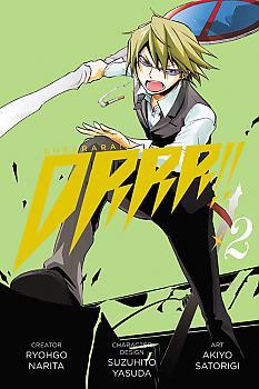 Durarara!! Manga Vol.   2