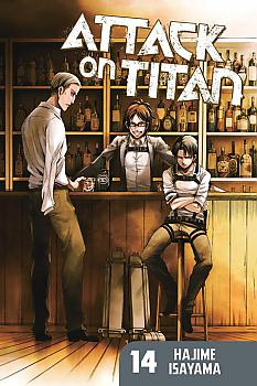 Attack on Titan Manga Vol.  14