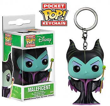 Maleficent Pocket POP! Key Chain - Maleficent (Disney)